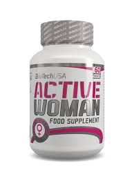 BioTech USA Active Woman tabletta